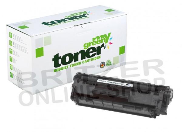 My green rebuilt Toner für Canon FX 10, 3.000 Seiten