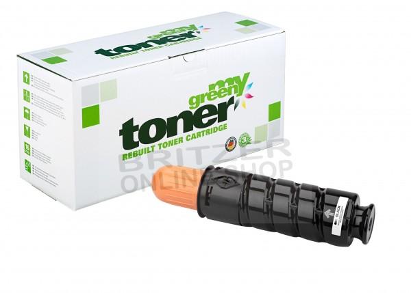My green rebuilt Toner für Canon C-EXV37, 15.100 Seiten